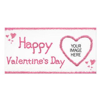 Valentine's Day Photo Card Customizable