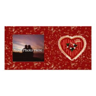 Valentine's Day Photo Card