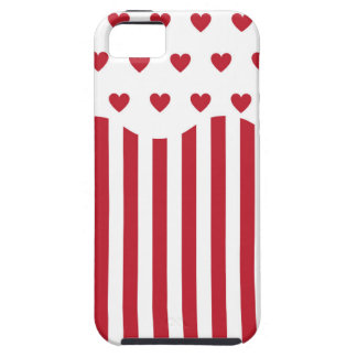 Valentines Day Popcorn iPhone 5 Cover