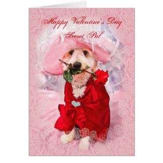 Valentine's Day - Secret Pal - Kati's Collection Greeting Card