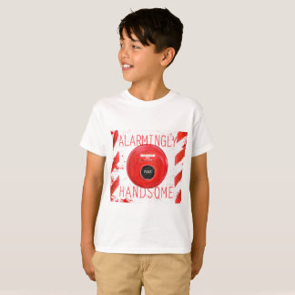 Valentine's Day shirt for boys.