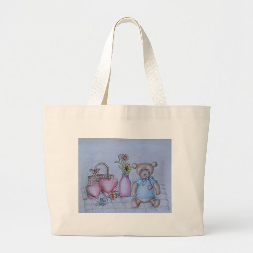 Valentines gifts tote bags