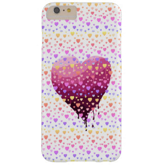 Valentine's Heart Barely There iPhone 6 Plus Case