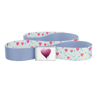 Valentine's Heart Belt