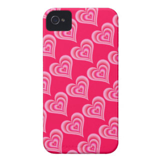 Valentine's heart iphone case iPhone 4 cover
