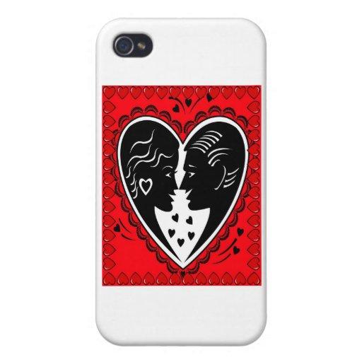 Valentines iPhone 4 Case