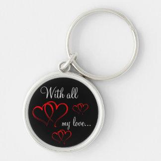 Valentines Keychain