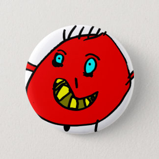 Valérian the nice monster - Axel City 2 Inch Round Button