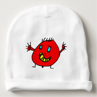 Valérian the nice monster - Axel City Baby Beanie