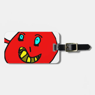 Valérian the nice monster - Axel City Luggage Tag