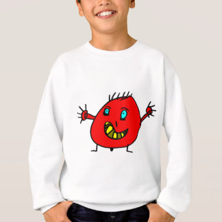 Valérian the nice monster - Axel City Sweatshirt