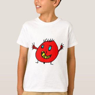 Valérian the nice monster - Axel City T-Shirt