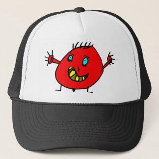 Valérian the nice monster - Axel City Trucker Hat