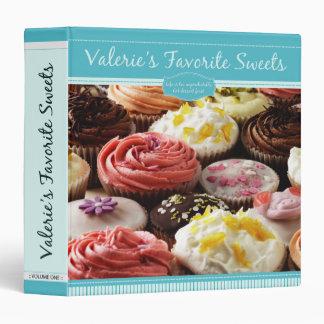 Valerie's Dessert Binder