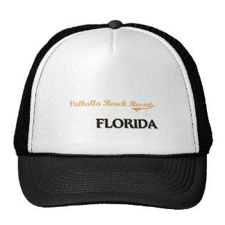 Valhalla Beach Resort Florida Classic Mesh Hat