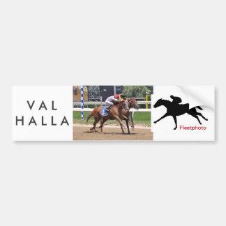 Valhalla Bumper Sticker
