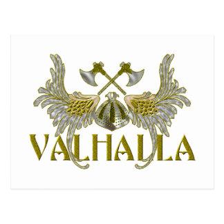 Valhalla Postcard
