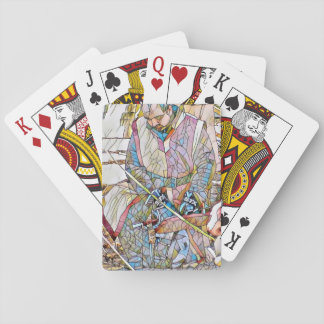 Valiant Knight Playing Card Deck