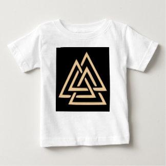 Valknut Baby T-Shirt