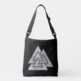 Valknut Crossbody Bag