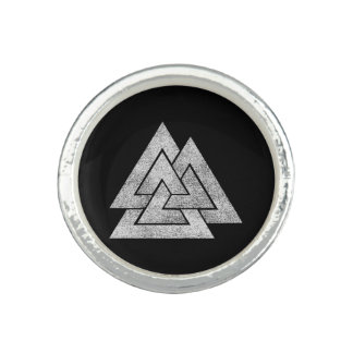 Valknut Photo Rings