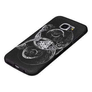 VALKNUT . Viking's raising Samsung Galaxy S6 Cases
