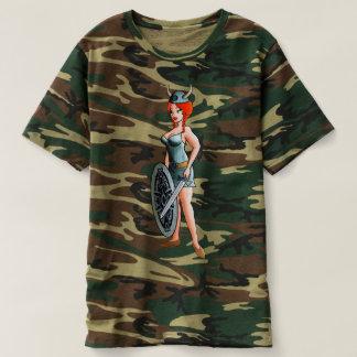 Valkyrie Camo T-shirt