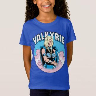 Valkyrie Cloud Badge T-Shirt