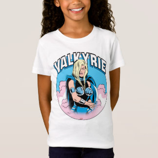 Valkyrie Cloud Badge T-Shirt
