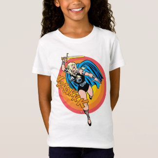 Valkyrie Swings Her Sword T-Shirt