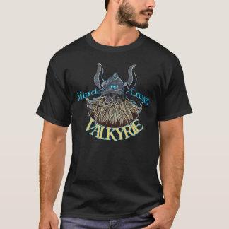 Valkyrie Viking Design T-Shirt