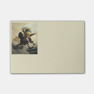 Valkyrie with Shield on Horseback Post-it® Notes