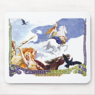 Valkyries Mouse Pad