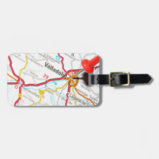 Valladolid, Spain Luggage Tag