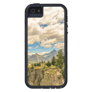 Valley and Andes Range Mountains Latacunga Ecuador Case For The iPhone 5