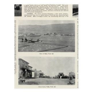Valley Ford, California Postcard