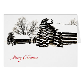 Valley Forge Christmas Card