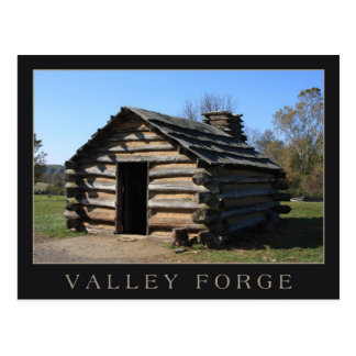 Valley Forge Historic Park Postcard