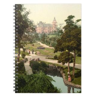 Valley Gardens I, Harrogate, Yorkshire, England Spiral Notebook