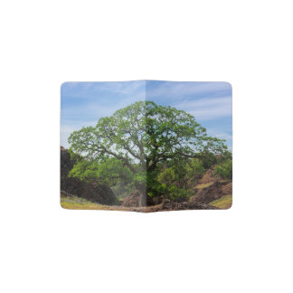 Valley Oak Tree in California Passport Holder