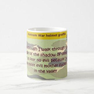 Valley of death coffee mug