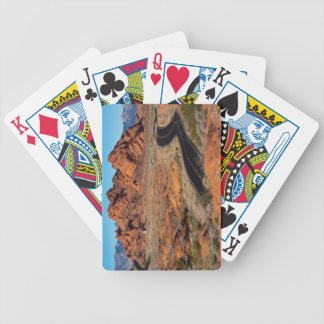 Valley of Fire Bicycle Playing Cards
