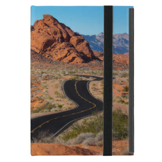 Valley of Fire Cover For iPad Mini