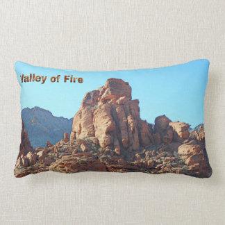 Valley of Fire State Park Lumbar Pillow