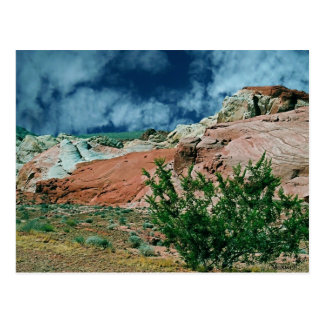 Valley of Fire State Park, Nevada, Postcard