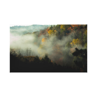 Valley of Souls Canvas Print