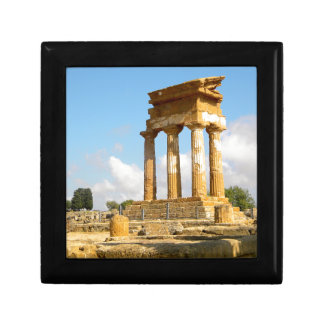 Valley of Temples Sicily Gift Box