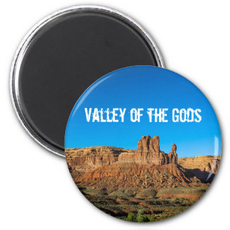 Valley of the Gods Blue Skies Butte Magnet