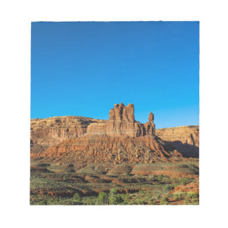 Valley of the Gods Blue Skies Butte Notepad