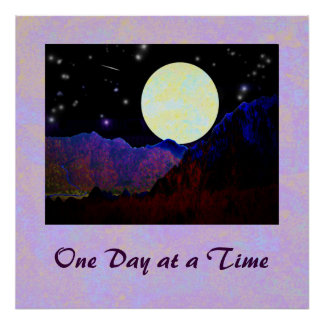 Valley of the Moon ODAT Poster